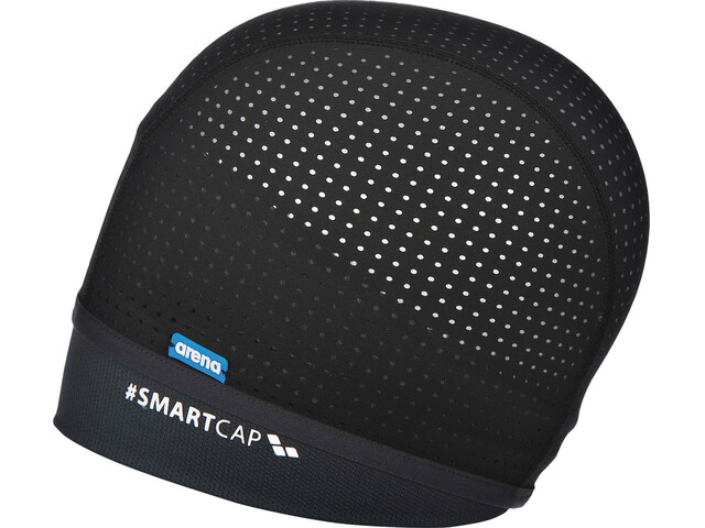 arena Smartcap Aquafitness Swin Caps Women black